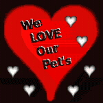 We Love Our Pets Webring