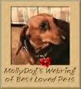 Join MollyDog's Webring of Best Loved Pets